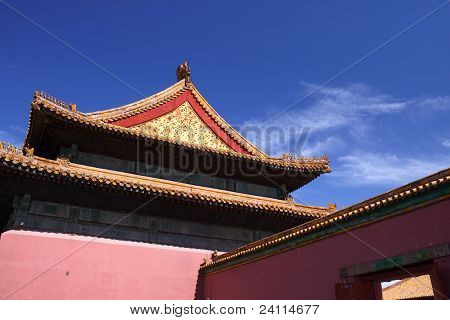 Palace of Forbidden City