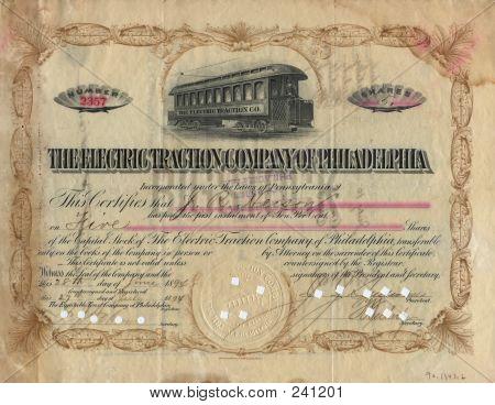 alte Lager Zertifikat 3
