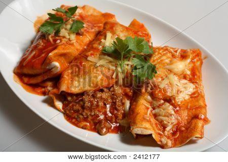 Enchiladas A
