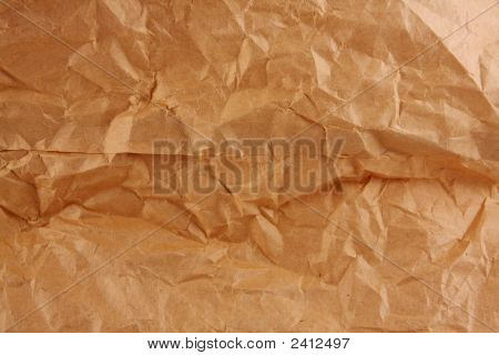 Brown Paper Bag Backround