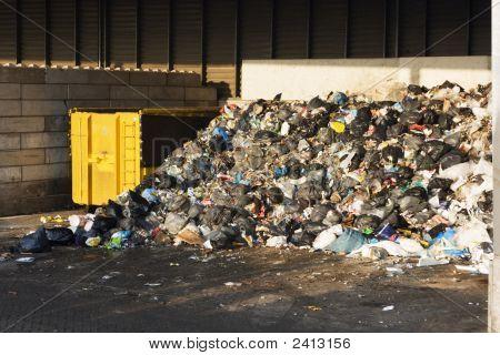 Household Rubbish Heap