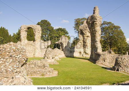 Abbey Ruins, Bury St Edmunds