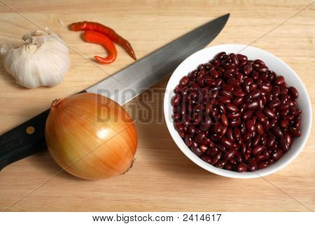 Red Bean Cooking