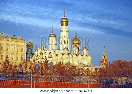 Kremlin Cathedrals.