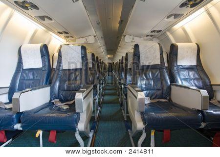 Board Of The Modern Airplane