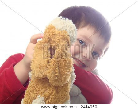 Boy With Toy