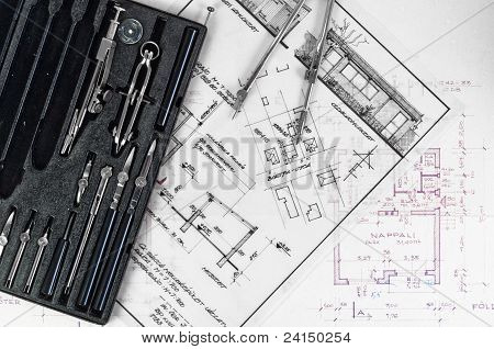 Construction Plans With Accessories