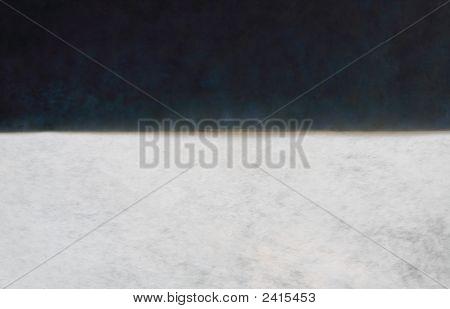 Snowy Field Background