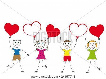 Besonderer Tag für Kinder