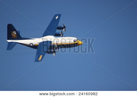 "Blue Angels C130 ""FAT ALBERT"""