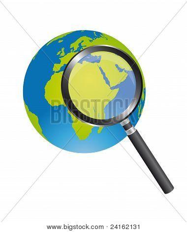 search conceptual