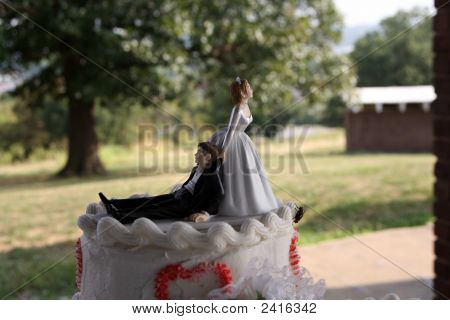 Weddingtopper