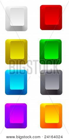 Colorful Blank Keys.eps