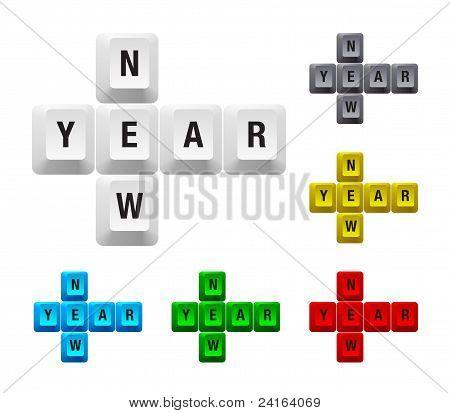 Año nuevo clave