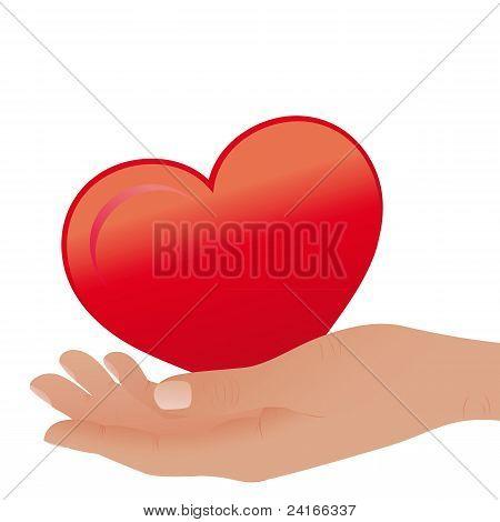 Heart  On My Hand