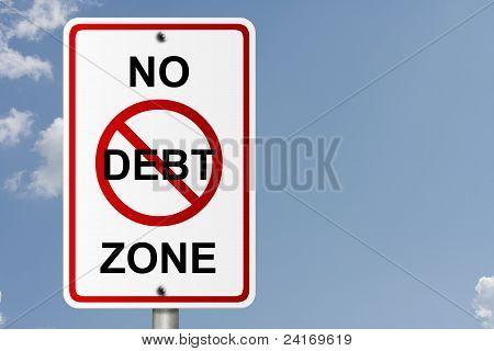 No Debt Zone