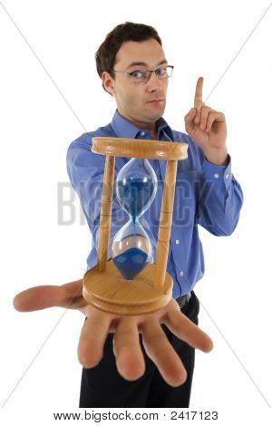Reloj - tiempo es casi hasta