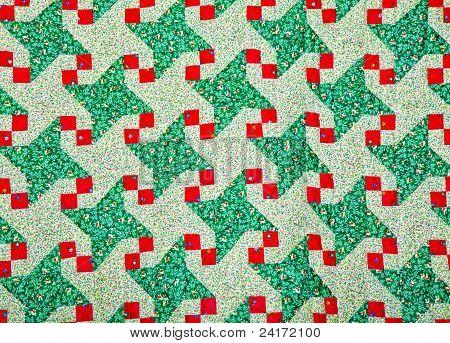 Quilt Pattern.