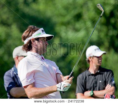 Bubba Watson At The 2011 US Open
