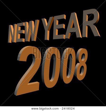 2008 New Year