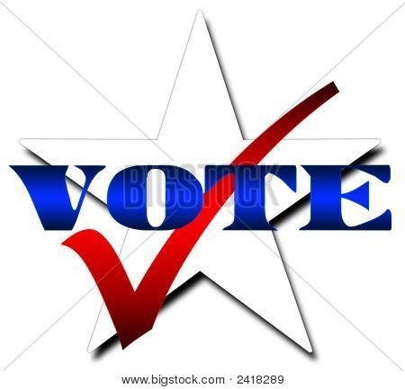 Voto de estrella