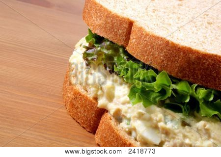 Tuna Fish Salad Sandwich