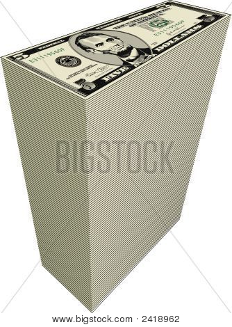 5 Dollar-Stack-071182.Eps