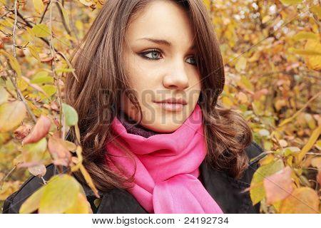 Pensive Girl