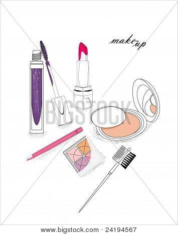 Modern cosmetics