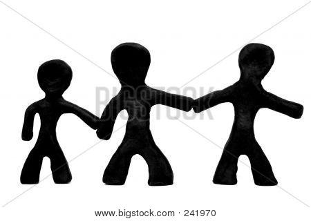 Família Plastecine