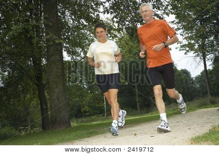 Corrientes de las personas mayores