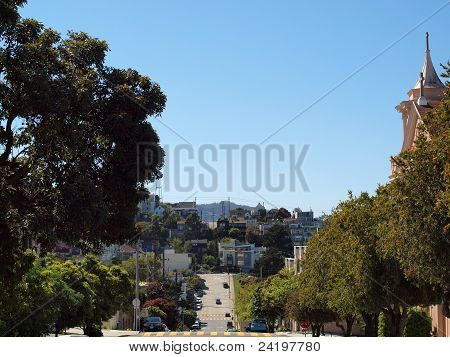 Montañoso Street en San Francisco