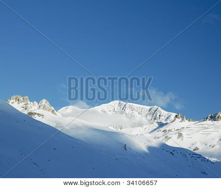 Alps Mountains, Savoie, France