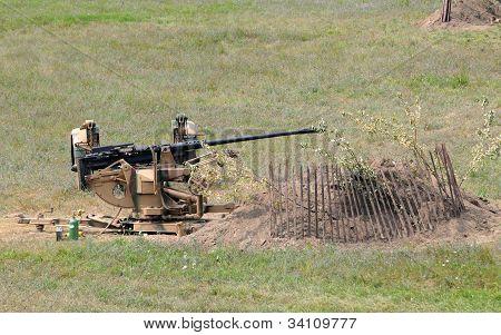 World War II Era Cannon