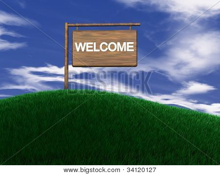 Welcome Panel