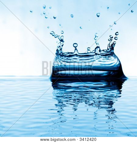 Colossal Water Splash