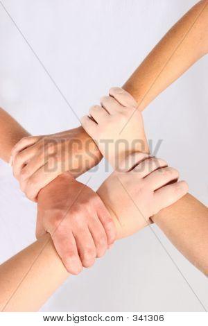Interlock Hands