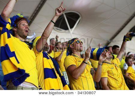 Match Sweden-france