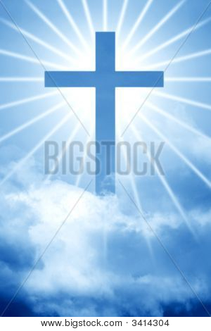 Sky God Cross