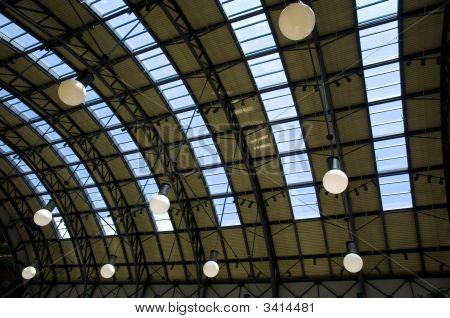 Modern Mall Ceiling