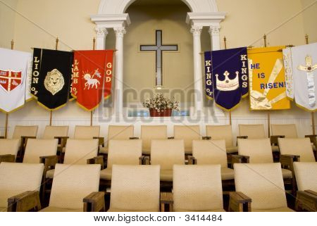 Church Choir Seats