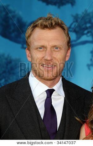 LOS ANGELES - JUN 18:  Kevin McKidd arrives at the