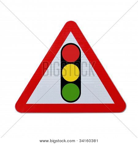 Traffic-Light vooruit