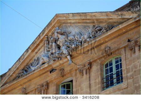 Aix-En-Provence (sur de Francia)