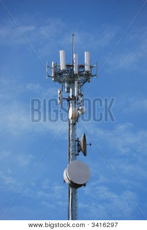 Cell Phone Array