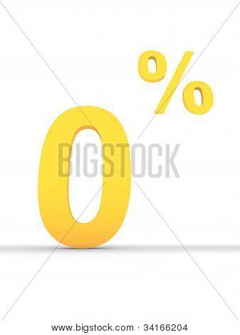 Zero Percentage Background