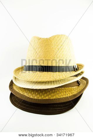 Stack Of Hat