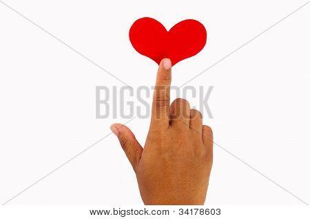 heart click