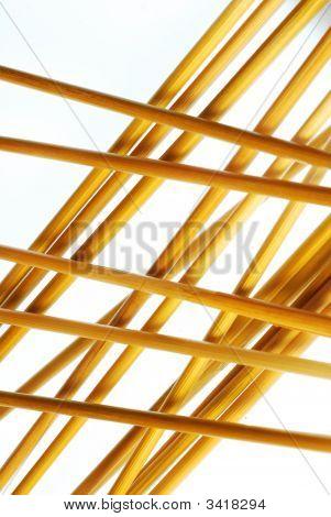 Natural Sticks Background