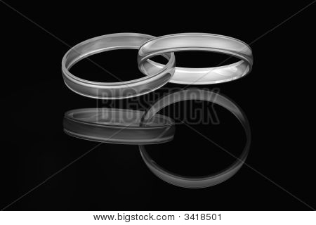 Wedding Bands Linked